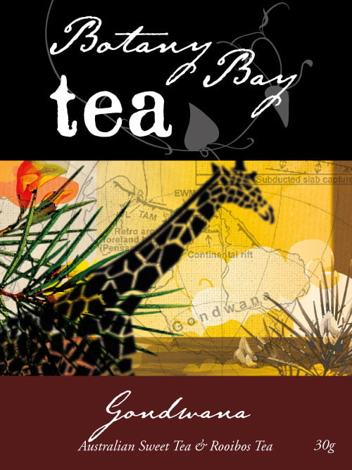 Botany Bay Tea: Gondwana