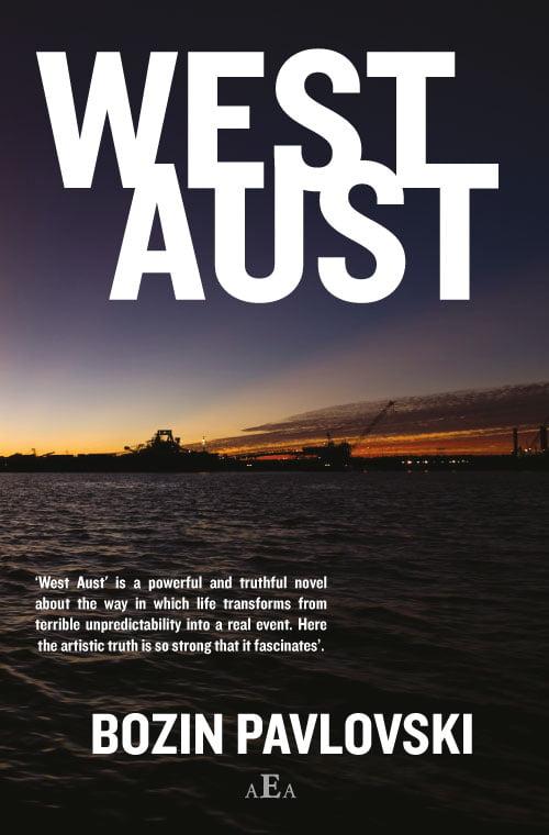 Cover design Bozin Pavlovski West Aust