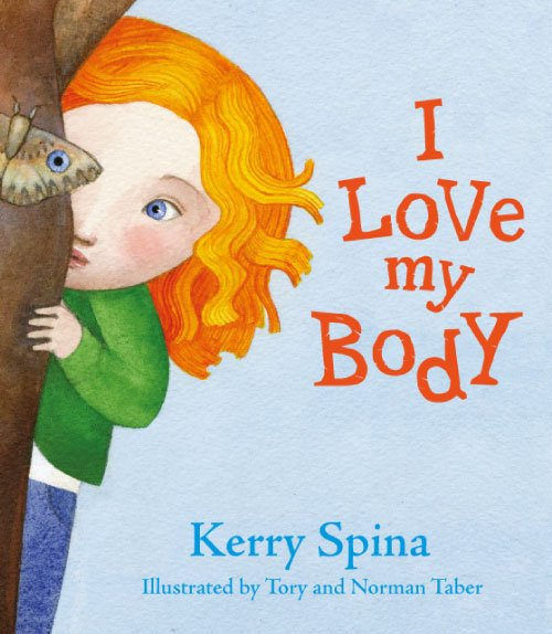 I Love My Body book – Fresh off the press!