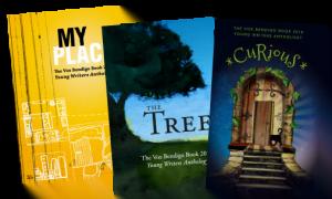 Covers of the Vox Bendigo Books
