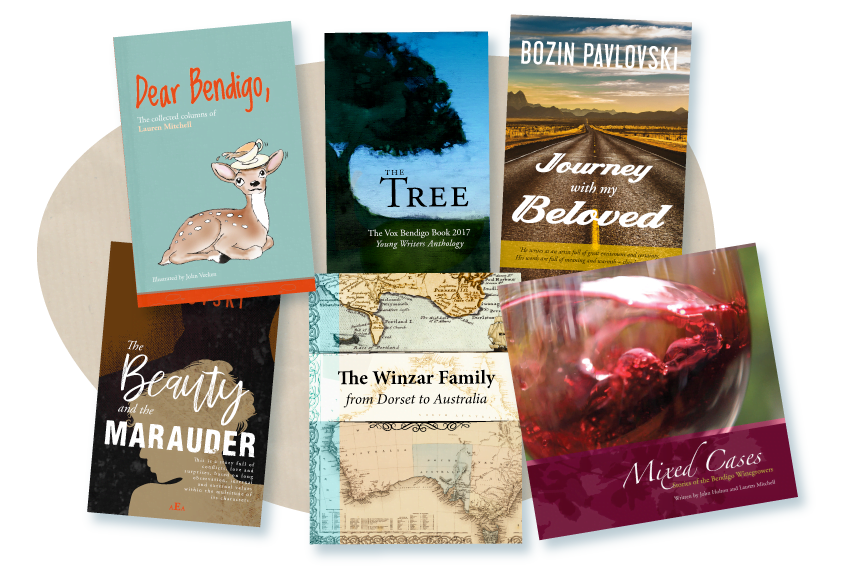 Book design for self-publishing authors